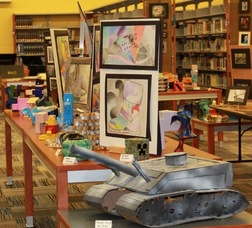 Art Gala at Sparta High School, photo 26