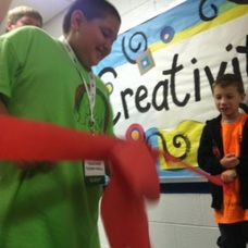 'Character Counts' at Tulsa Trail School, photo 2