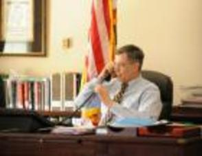 Rep. Rush Holt to Host Town Meeting Saturday at SPFHS, photo 1