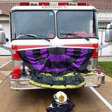 Roselle Remembers Battalion Fire Chief John Lynn Sr., photo 1