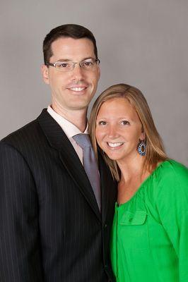 Lisa and Corey Biller