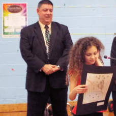 Franklin School Students' Illustrations to be Featured in Children's Book, photo 7