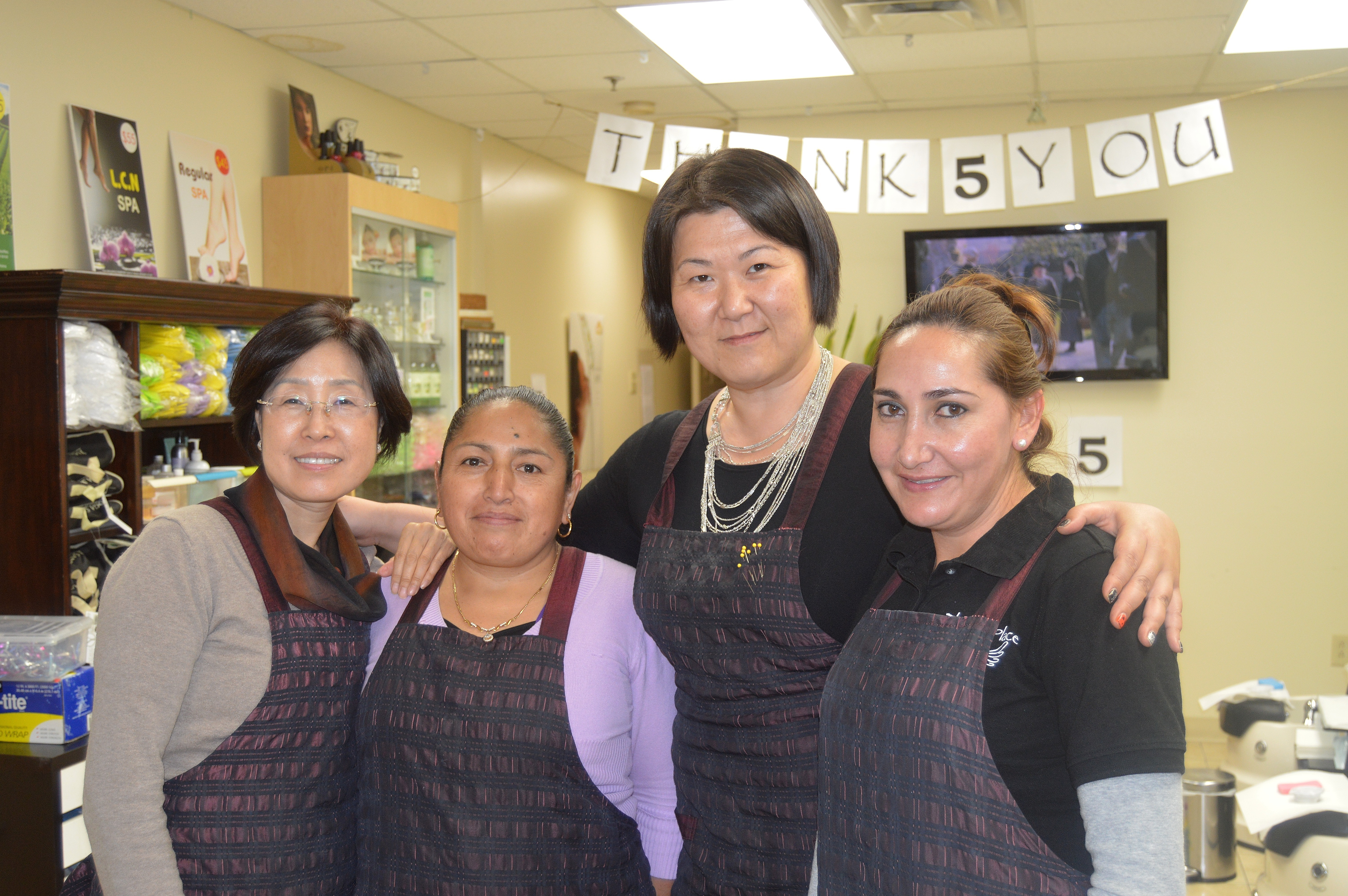 Nail Place Celebrates 5 Years in Scotch Plains - Scotch Plains ...