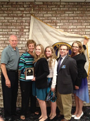 Kiwanis Committee Names Emily Nevola Youth Citizen of the Year