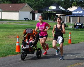 Single and Stroller Runners