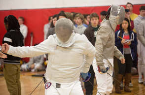 Dan Marchelitis To Fence For Sacred Heart University , photo 1