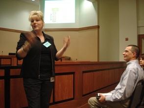 Councilwoman Christine Quinn