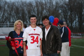 Gov. Livingston Boys Lacrosse Strong Second Half Falls Short Against DePaul,12-9, at Senior Night Game , photo 4