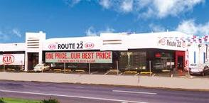 Route 22 car dealership