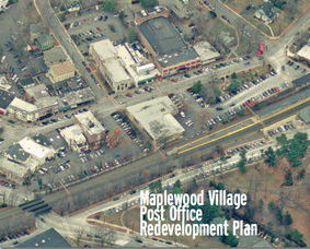 Maplewood Residents Asked to Review Post Office Redevelopment Plan, photo 1