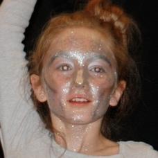 4th grader Sydney Mahon danced to Radioactive by Magic Dragon with fellow 5th grader Ashley Cordray