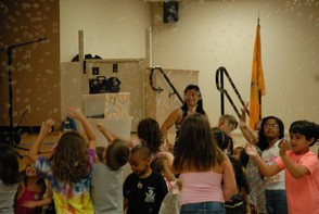 Kids Take to the Stage at the Senior Center, photo 3