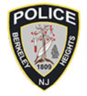 Berkeley Heights Police Press Release, photo 1