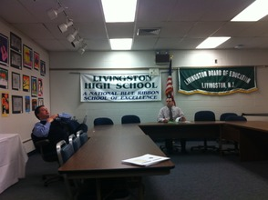 BOE Budget Meeting