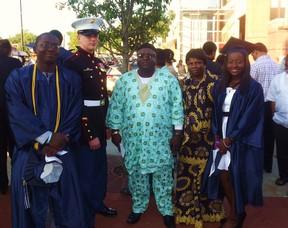 WOHS Gradauation 2014