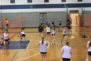 RAMS Athletic Council Hosts 4th Annual St. Paddy's Day Dodge Ball Tournament, photo 2