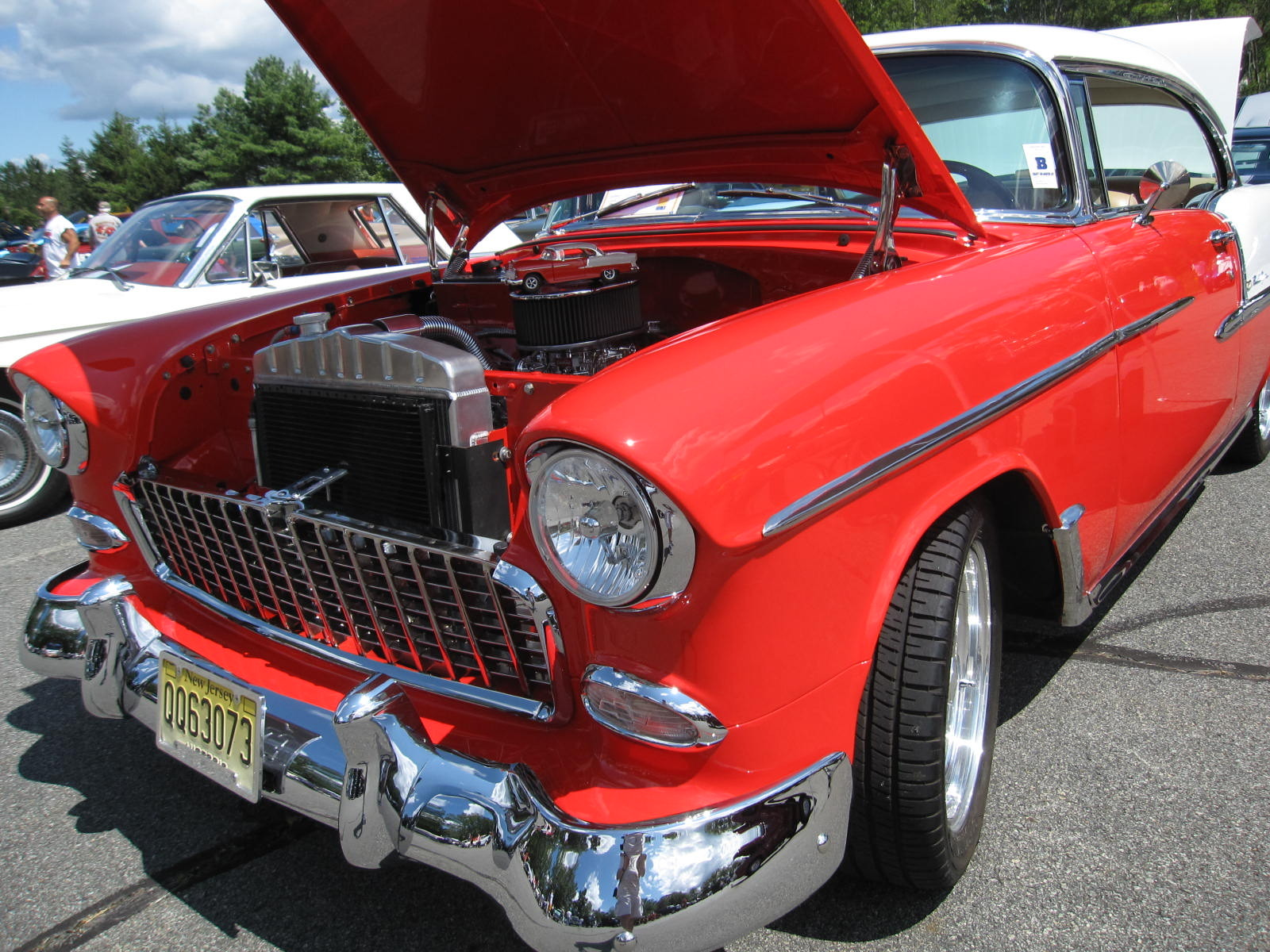 two kids car show revs up for 13th year of classic cars family fun news tapinto