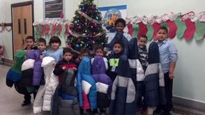 School 15 coats
