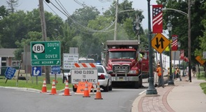 Road Closure on Mohawk Avenue