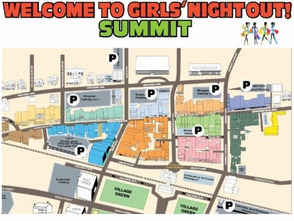 Buzz Building for May 1 Girls' Night Out, Free Parking Options Detailed, photo 1