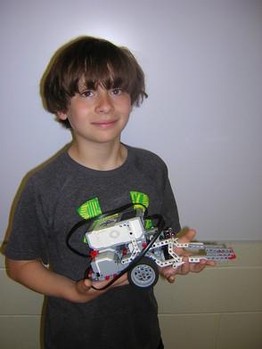 Franklin Robotics - SEF