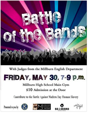 Millburn High School Battle of the Bands is Coming May 30, photo 1