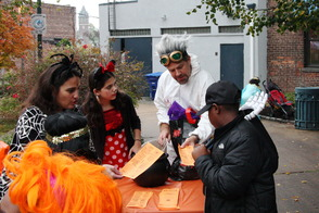 Halloween Festivities Fill South Orange Village Center, photo 5
