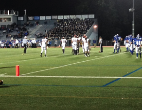 Millburn High School Football Team Soundly Defeated By Orange, photo 4