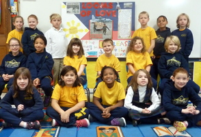 St. Rose of Lima Academy Grade 2