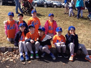 Berkeley Heights Is Ready To Play Ball -- Hundreds Turn Out For PAL Baseball Parade, photo 9