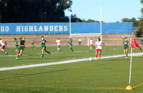 Gov. Livingston Girls Soccer Downs New Providence, 3-1, photo 5