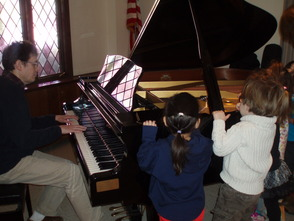 Music Week at Westminster Nursery School, photo 3