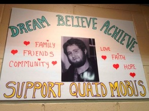 Warren Community Rallies to Support Spin & Win for Quaid Mobus , photo 7