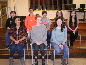 Westfield HS Students Selected for Regional Chorus, photo 1
