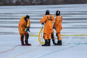 Randolph Ice Rescue