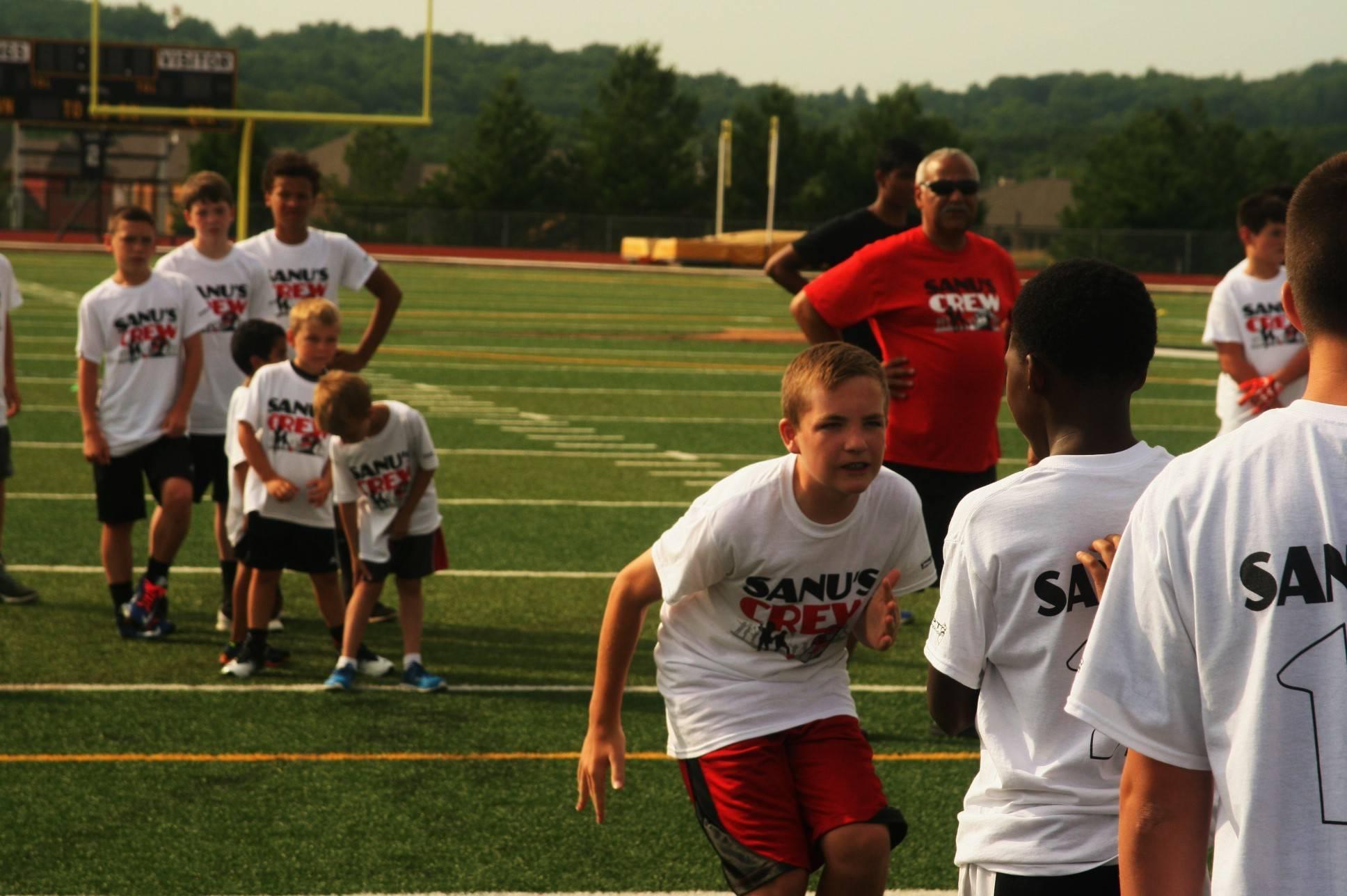 YOUTH Atlanta Falcons Mohamed Sanu Jerseys