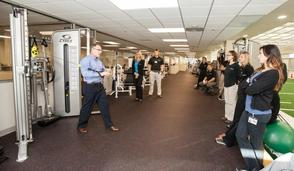 Atlantic Sports Health/Cybex Partnership