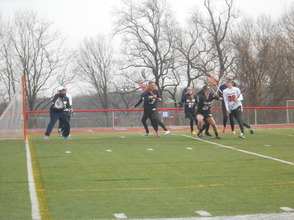 Gov. Livingston Girls Lacrosse Off to Solid Start, photo 1