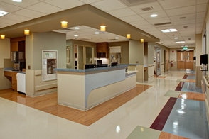 Newton Medical Center's new Advanced Care Unit