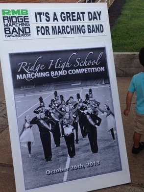 Ridge Marching Band 2014 Season in Full Swing, photo 1