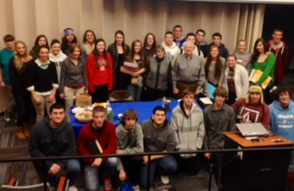 History of Genocide Students at Sparta High School