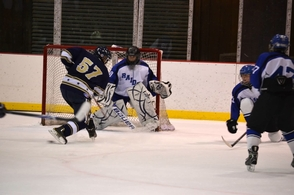 SPFHS Raider Icers Win One, Lose Two