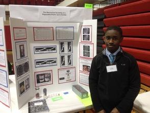 Summit HS Freshman Curtis Dukes