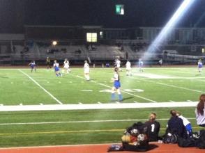 Livingston Girls Soccer Defeats Millburn, 2-0, on Senior Night, photo 1