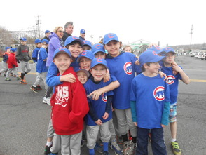 Berkeley Heights Is Ready To Play Ball -- Hundreds Turn Out For PAL Baseball Parade, photo 7