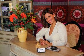 Mitzy Cevallos of Aldea Salon