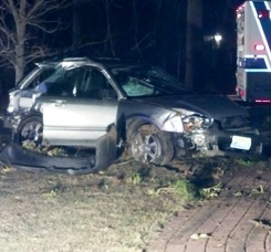 Driver Of Vehicle That Struck House On Morning Glory Road Arrested For DWI, photo 1