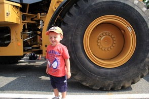 Sparta Youngsters Get to Touch a Truck, photo 9