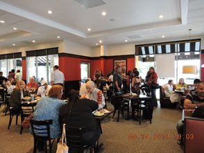 South Plainfield Residents Flock to the Corner Bakery Café , photo 8