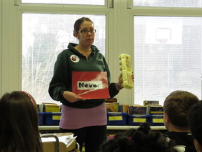 Recycling Benefits And Necessities Taught To Mountain Park 5th Grade , photo 2